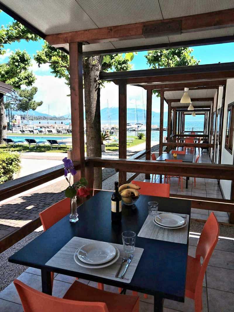 Appartamenti bungalow piazzole campeggio lago di garda for Planimetrie dei bungalow spagnoli